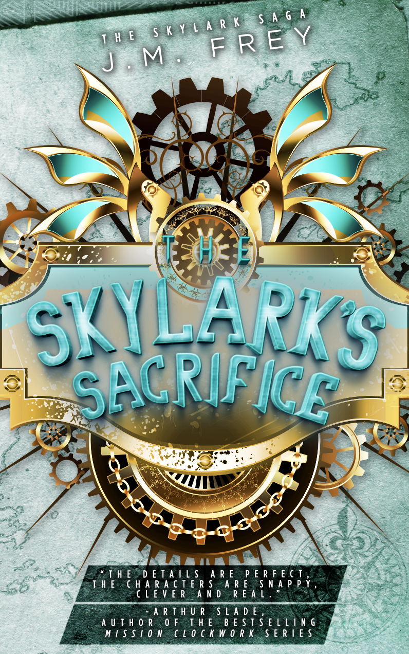 The Skylark's Sacrifice // Cover Reveal - REUTS | Boutique